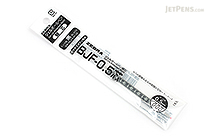 Zebra BJF-0.5 Sarasa Study Gel Pen Refill - 0.5 mm - Black - ZEBRA RBJF5-BK