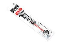 Zebra BJF-0.5 Sarasa Study Gel Pen Refill - 0.5 mm - Red - ZEBRA RBJF5-R