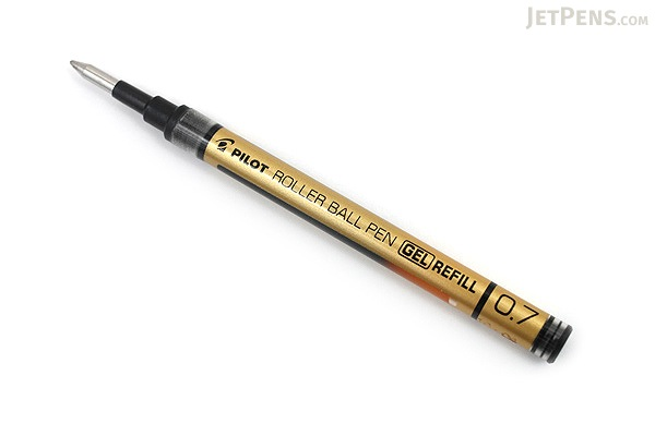 Pilot BLGS-7 Gel Pen Refill - 0.7 mm - Black - PILOT 77291