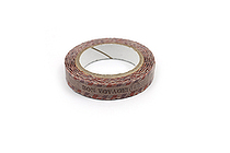 Pine Book Nami Nami Deco Washi Tape - 8 mm - Antique Stamp - PINE BOOK TM00083