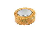 Pine Book Nami Nami Washi Tape - 15 mm - Cat Orange - PINE BOOK TM00034
