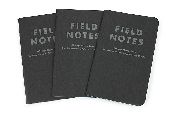 Field Notes Color Cover Memo Book - Day Game Edition