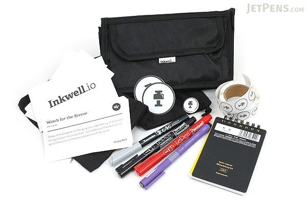 Inkwell Sketch Kit 2 - JETPENS INKWELL BUNDLE 2