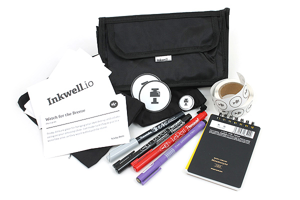Inkwell Sketch Kit 2 - JETPENS INKWELL BUNDLE 2