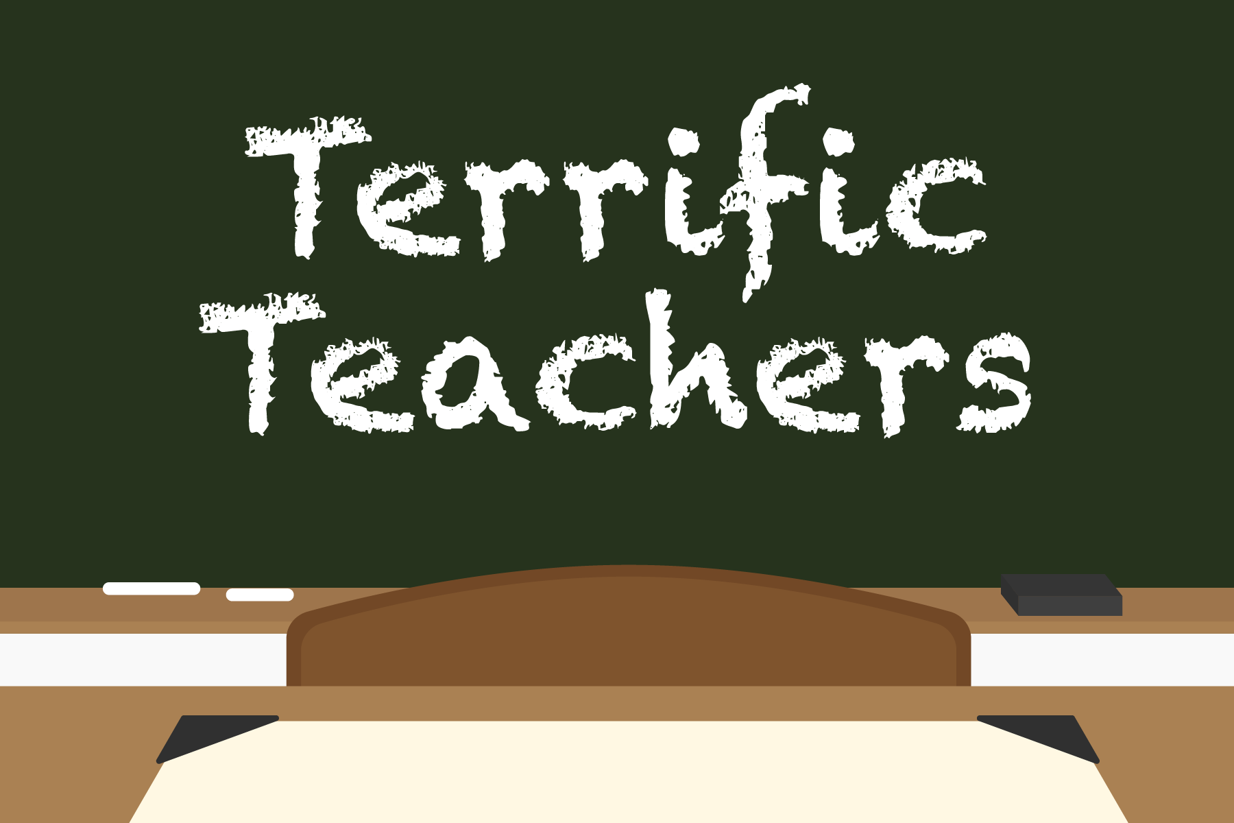 Terrific Teachers
