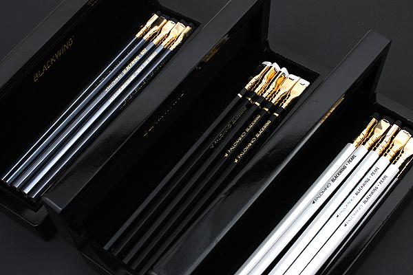 Palomino Blackwing Pencil - 602 - Pack of 10 in Grand Piano Box - PALOMINO 103690