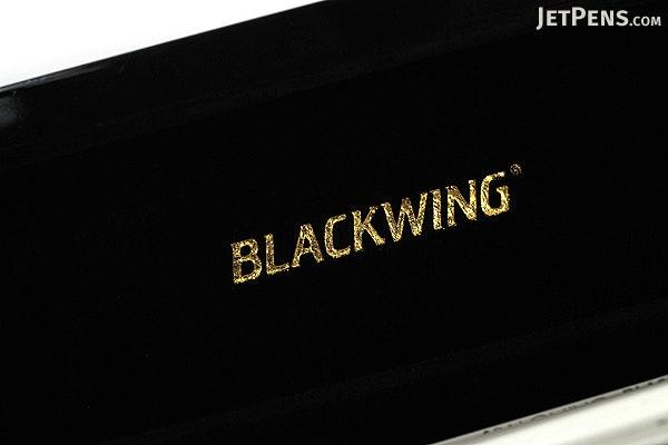 Palomino Blackwing Pencil - Pearl - Pack of 10 in Grand Piano Box - PALOMINO 103692