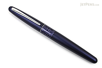 Pilot Metropolitan Fountain Pen - Violet Leopard - Medium Nib - PILOT MRFC1BLKMLEP