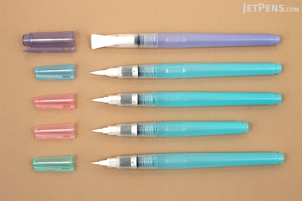 Yasutomo Niji Water Brush - Large - YASUTOMO KWB15
