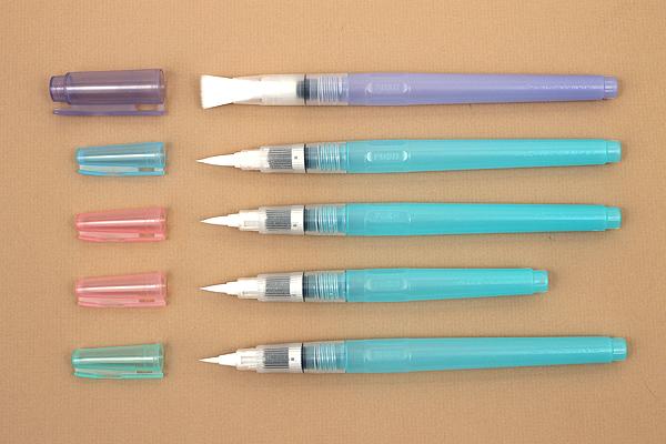 Yasutomo Niji Water Brush - Mini Medium - YASUTOMO KWB10