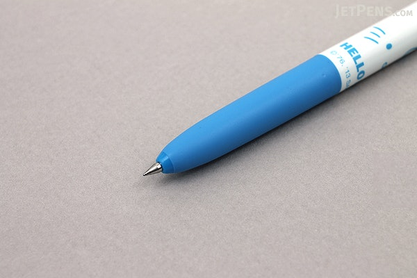 Uni-ball Signo RT1 Limited Edition Hello Kitty Gel Ink Pen - 0.38 mm - Light Blue - UNI UMN185KT38RLB