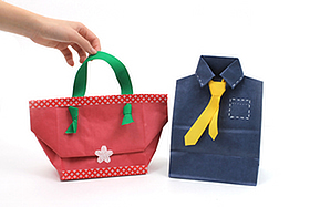 Pen Projects: Spruce Up Your Gift Wrapping Style Using Paper Bags...Plus Giveaway!