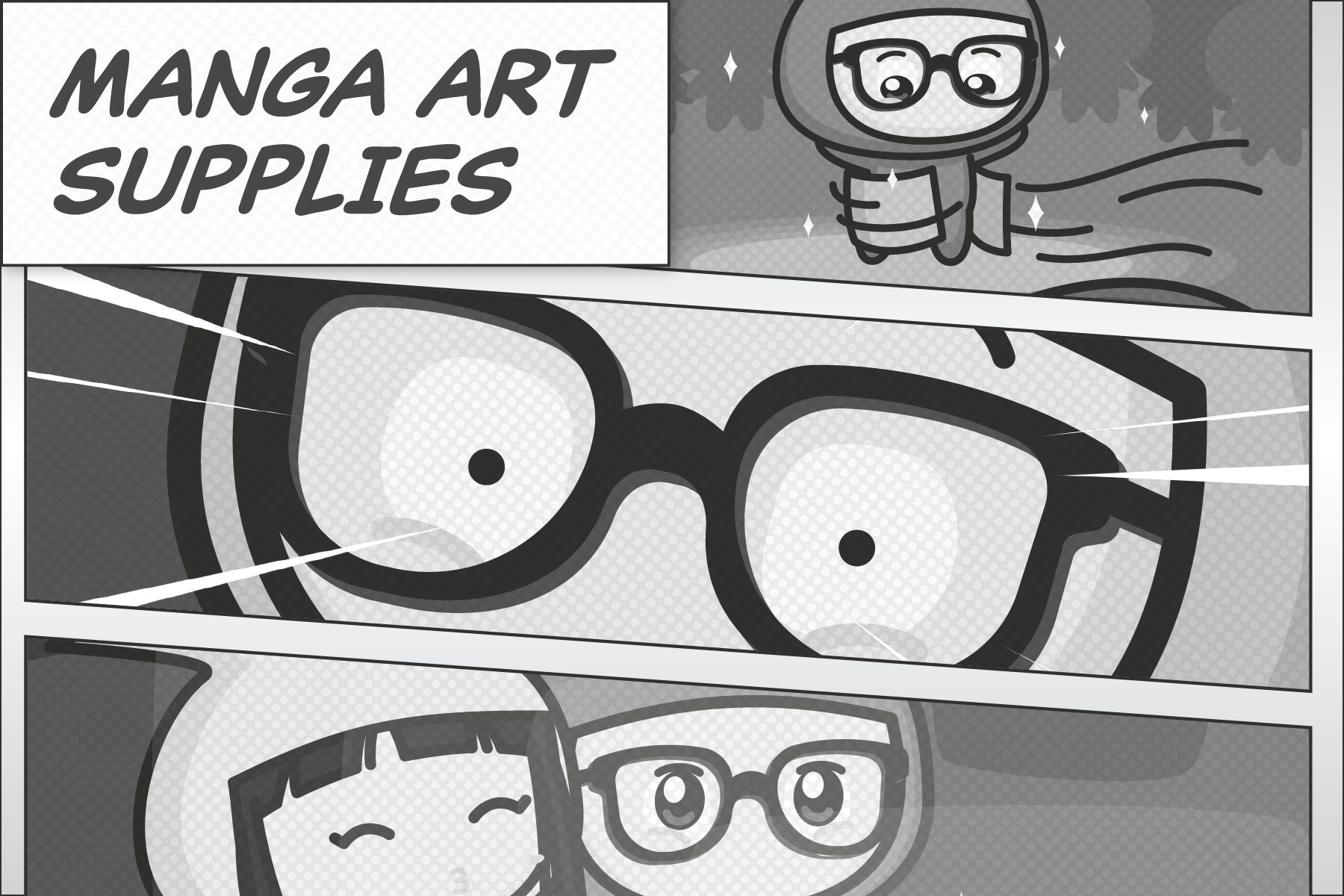 Comic and Manga Supplies