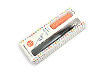 Pilot Kakuno Fountain Pen - Orange - Fine Nib - PILOT FKA-1SR-OF