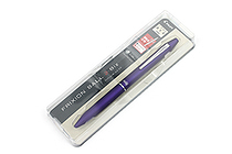 Pilot FriXion Ball 2 Biz 2 Color Gel Ink Multi Pen - 0.38 mm - Dark Blue - PILOT LFBT-3SUF-DL