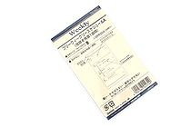 Raymay Davinci Refill Pages - Pocket Size - Free Weekly Schedule A - 30 Sheets - RAYMAY DPR204