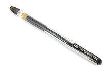 Yasutomo Y&C Gel Xtreme Gel Pen - 0.5 mm - Black - YASUTOMO GX100A