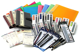New Products: Organize By Color with Filing Systems, All-In-One Planners, Pens, and More!