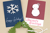 Pen Projects: Send Holiday Cheer with Your Own Handmade Cards!