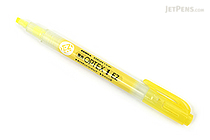 Zebra Optex 1 EZ Highlighter - Yellow - ZEBRA WKS11-Y