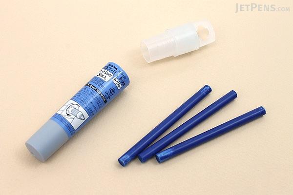 Zebra Optex Highlighter Ink Cartridge - Orange - Pack of 3 - ZEBRA RWK8-OR