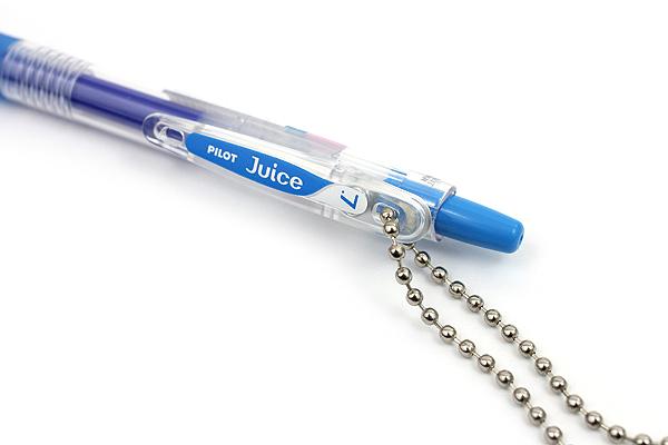 Pilot Juice Gel Pen - 0.7 mm - Aqua Blue - PILOT LJU-10F-AL