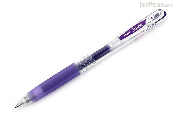 Pilot Juice Gel Pen - 0.7 mm - Violet - PILOT LJU-10F-V