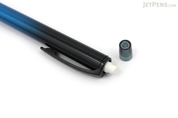 Uni Kuru Toga Auto Lead Rotation Mechanical Pencil - 0.5 mm - Limited Edition Gradation Blue Body - UNI M5-450 1P.GB