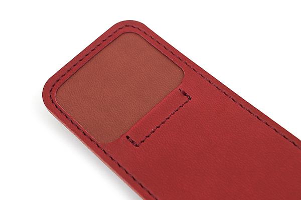 Pilot Pen Case Book Band - Dark Red - PILOT PBB-07-DR