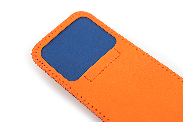 Pilot Pen Case Book Band - Orange - PILOT PBB-07-O