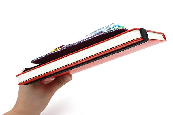 Pilot Pen Case Book Band - Violet - PILOT PBB-07-V