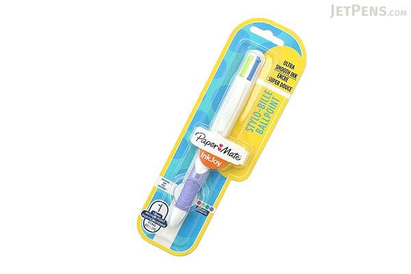 Paper Mate InkJoy Quatro 4 Color Multi Pen - 1.0 mm Medium Point - Fashion Colors - PAPER MATE 1945904