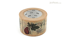 MT Ex Washi Tape - Encyclopedia Plant - 30 mm x 10 m - MT MTEX1P34
