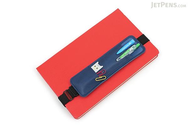 Pilot Pen Case Book Band - Blue - PILOT PBB-07-L