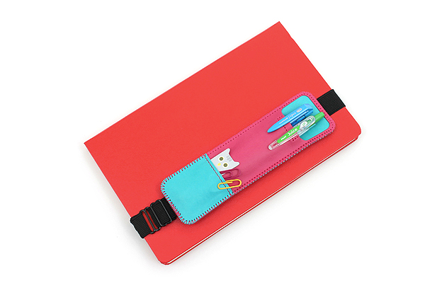 Pilot Pen Case Book Band - Pink - PILOT PBB-07-P
