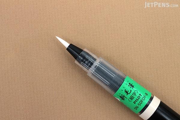 Pilot New Brush Pen - Fine - PILOT SN-50FDF-B