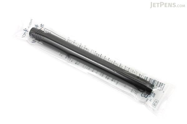 Pilot New Brush Pen Ink Cartridge - Black - PILOT SSHIN-15FD-B