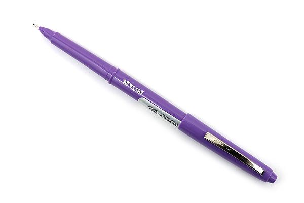 Yasutomo Y&C Stylist Marker Pen - Violet - YASUTOMO NSP100V