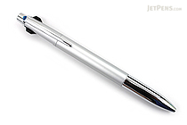 Uni Jetstream Prime 3 Color Ballpoint Multi Pen - 0.7 mm - Silver Body - UNI SXE3300007.26