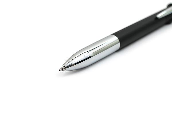 Uni Jetstream Prime 3 Color Ballpoint Multi Pen - 0.7 mm - Two Tone Black Body - UNI SXE3300007T24