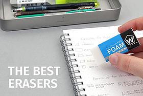 Guide to Choosing an Eraser