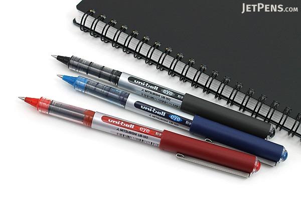 Uni-ball Eye Rollerball Pen - 0.5 mm - Blue - UNI UB150.33
