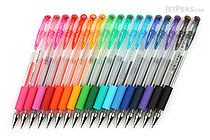 Uni-ball Signo UM-151 Gel Pen - 0.28 mm - 17 Color Bundle - JETPENS UNI UM151-28 BUNDLE 1