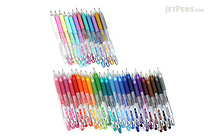 Pilot Juice Gel Pen - 0.5 mm - 36 Color Bundle - JETPENS PILOT JUICE-5 BUNDLE 1