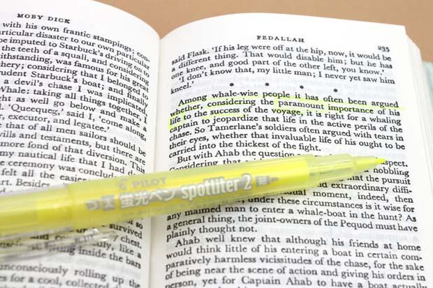 Pilot Spotliter 2 Double-Sided Highlighter Pen