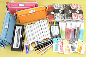 New Products: Eco-Friendly Highlighters, Beautiful Fountain Pens, Classic Ballpoint Pens, Cool Pocket Notebooks, Fun Page Markers, and More!