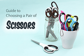 Guide to Choosing a Pair of Scissors