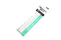 Uni E-Knock Eraser Refill - Dust-Gathering - Fine - Pack of 3 - UNI ER100MK