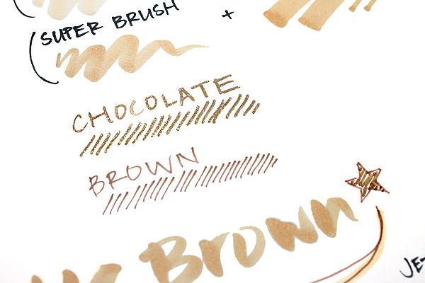 Copic Doodle Pack - 4 Pen Set - Brown - COPIC DPBRN