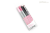 Copic Doodle Pack - 4 Pen Set - Pink - COPIC DPPNK
